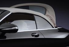 Mercedes-Benz S-Klasse Cabriolet: facelift in Frankfurt