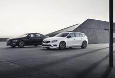Meer downforce voor Volvo S60 en V60 Polestar