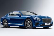 Car Configurator voor de Bentley Continental GT online