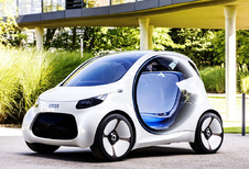 Smart Vision EQ ForTwo is geen stadswagen
