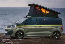 Le Citroën SpaceTourer part à l'aventure avec Rip Curl