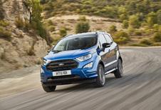 Ford EcoSport SUV krijgt 4x4