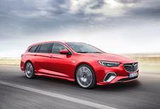 Opel Insignia GSi ook als break én als diesel
