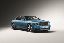 Bentley Mulsanne Design Series klaar voor Frankfurt