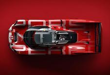 Chinees designteam ontwerpt moderne Porsche 908/04 LH
