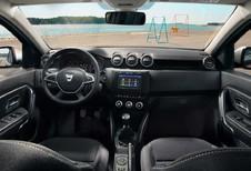 Aan boord van de nieuwe Dacia Duster