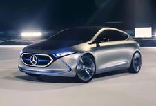 Mercedes EQA : BMW i3 et Volkswagen I.D. dans le viseur