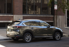 Mazda CX-8 is verlengde CX-5 met 7 zitplaatsen