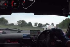 BIJZONDER – Nissan GT-R kruipt door oog van de naald