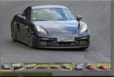 Porsche Cayman en Boxster binnenkort als GTS