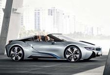 BMW i8 Roadster: autonomie doublée en électrique