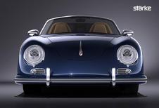 Porsche 357 Speedster : Boxster en mode 356