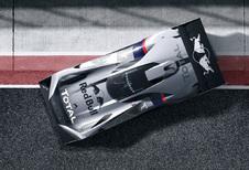 Peugeot op weg naar Le Mans met deze L750R Hybrid?