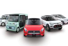 Daihatsu-conceptcars in Tokio