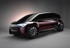 Toyota Fine-Comfort Ride : 6 places à hydrogène