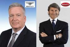 Bentley en Bugatti hebben nieuwe bazen