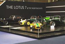 La Lotus Seven à Autoworld