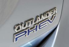 Mitsubishi Outlander PHEV : autonomie électrique étendue ?