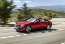 Mercedes E-Klasse gaat voor 48 Volt