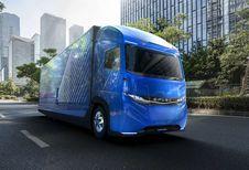 E-Fuso : le camion électrique de Daimler #1