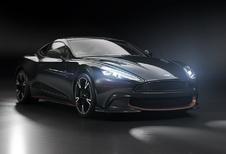Mooi afscheid van Aston Martin Vanquish S met Ultimate