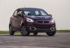 Mitsubishi : Une citadine sur base de la Clio ?