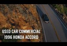 Bijzonder zoekertje voor een oude Honda Accord