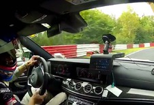 Mercedes-AMG E63 S Break: in topvorm op de Nürburgring