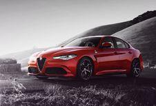 Alfa Romeo Giulia: nieuwe versie met 350 pk?