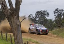 Hyundai, Neuville et Gilsoul gagnent le rallye d'Australie 2017
