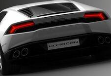 Lamborghini Huracán : 4 roues directrices