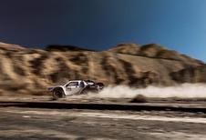 Raad jij het merk van deze veel te coole Dakar-racer?