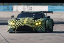 La genèse de l'Aston Martin Vantage GTE 2018