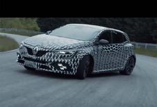 Renault Mégane RS 2018: filmpje over de ontwikkeling