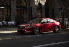 Mazda 6: nieuwe motor