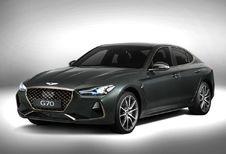 Genesis G70 neemt premium Duitsers in het vizier