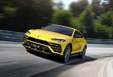 Gims 2018- Lamborghini Urus : Le plus rapide des SUV