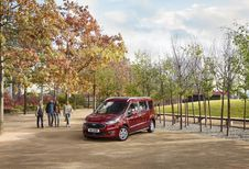 Ford : retouches pour les Tourneo Courier et Connect