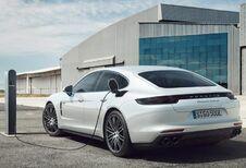 Porsche Panamera: meer dan 90 procent hybride in België
