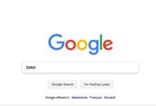 Google : BMW première marque recherchée en 2017