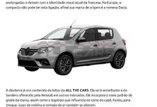 Dacia Sandero : bientôt un restylage ?
