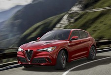 Alfa Romeo: imposante SUV op komst