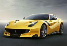 Ferrari : record en vue pour la 1re des 799 F12tdf produites !