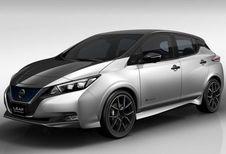 Nissan: Leaf met sportpakket op komst?