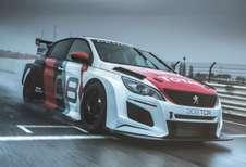 Peugeot : 350 ch pour la 308 TCR !
