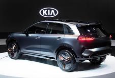 Kia Niro Hybrid en Plug-in Hybrid krijgen het gezelschap van elektrische variant