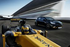 Renault Clio R.S. 18 : fan de F1