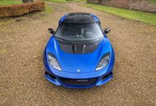 Lotus Evora GT410 Sport is de tel kwijt