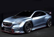 STI-versie voor de Subaru Viziv Performance Concept