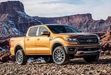 NAIAS 2018 – Ford Ranger : un nouveau pick-up